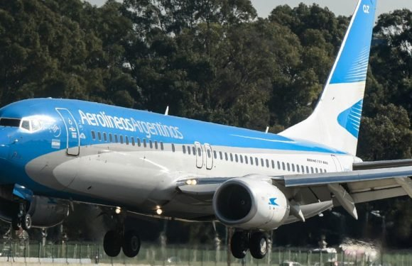 Shocking state of plane after severe turbulence leaves 15 passengers injured