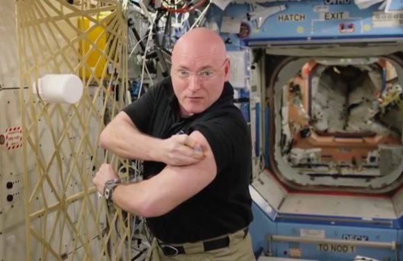 Astronaut reveals bizarre things that happen to your body after going into space