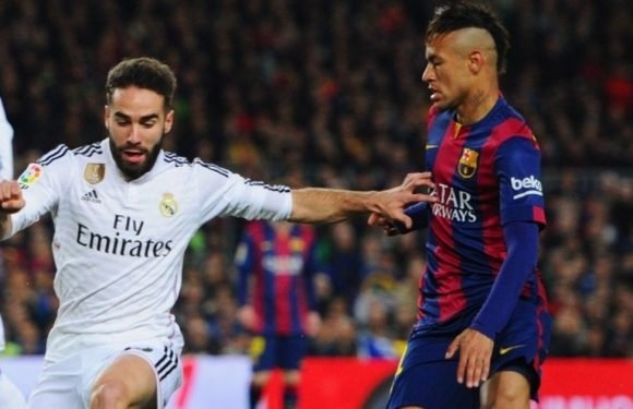 What Neymar told Carvajal about Real Madrid move that led to players celebrating