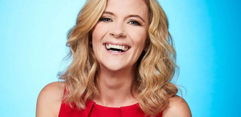 Corrie star hopes her soap pals can give her a Dancing on Ice advantage