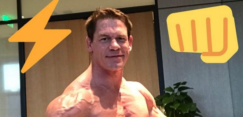 John Cena explains his shock new look – and why he won't change it anytime soon