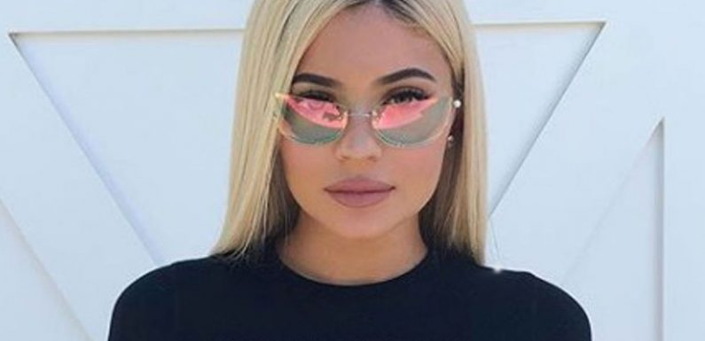 Kylie Jenner being sued by make-up designer who claims she copied new range