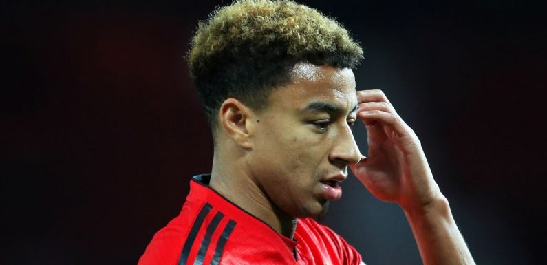 Manchester United ready to deliver on Jesse Lingard agreement
