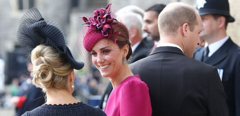 Kate Middleton stuns fans with very surprising dress at Eugenie's wedding
