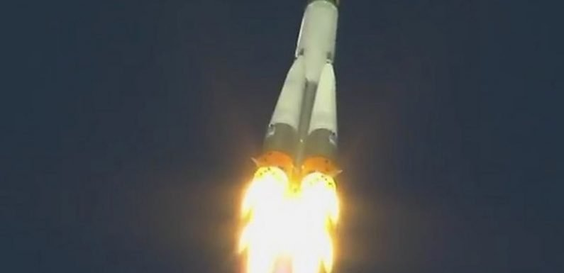 ISS crew make emergency landing after rocket malfunctions during launch