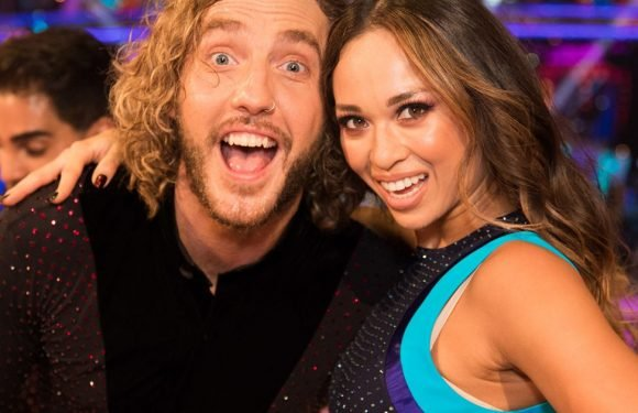 Seann Walsh and Katya Jones to tackle raunchy routine this week on Strictly