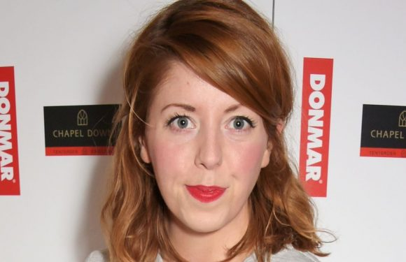 Rebecca Humphries is over Seann Walsh and admits she's 'taken out the trash'