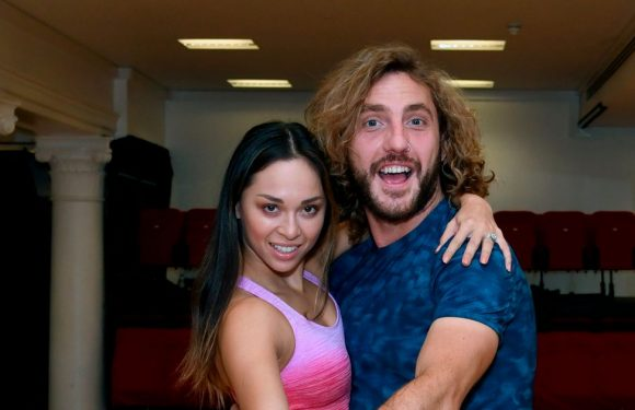 Strictly star Seann Walsh confesses to injuries he's given Katya Jones
