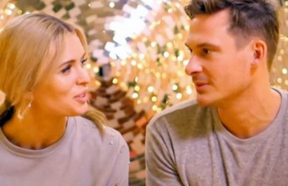 Lee Ryan and engaged Strictly partner Nadiya spotted holding hands in the park