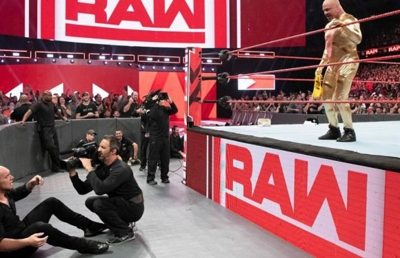5 things you missed from WWE RAW as Kurt Angle returns to enter WWE World Cup