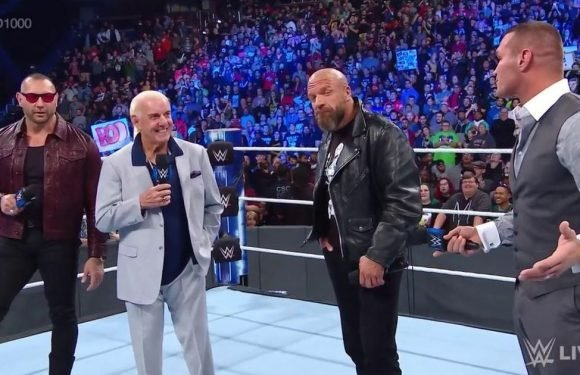 5 things you missed overnight from WWE SmackDown 1000