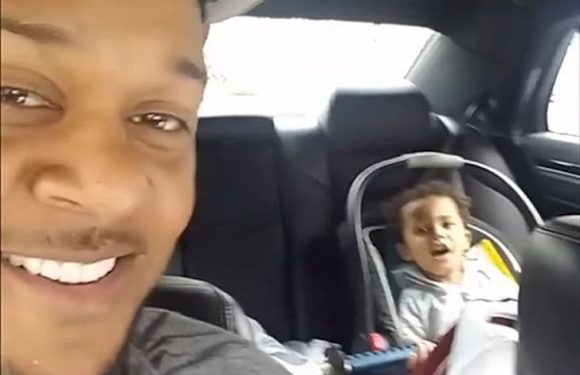 'Ray Donovan' Actor Pooch Hall Dangerously Recorded His Kids While He Was Driving