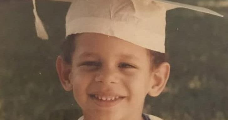 Guess Who This Graduation Guy Turned Into!