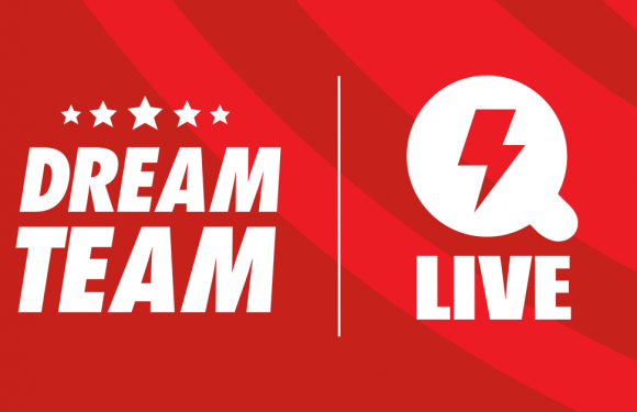 The Sun's Dream Team FC are hosting live game show app Q LIVE – and giving away £1,000 for FREE