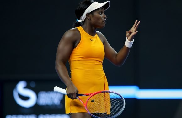 'F–king bitch': Sloane Stephens match turns real ugly