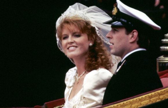Princess Eugenie's wedding has scandal-plagued Fergie back in the royal spotlight