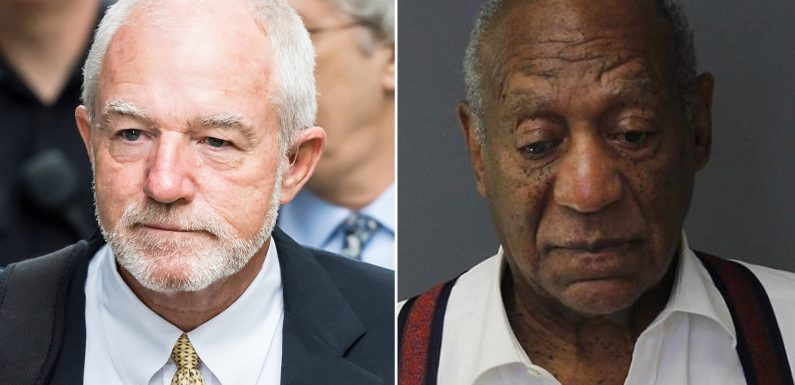 Another lawyer withdraws from Cosby's case