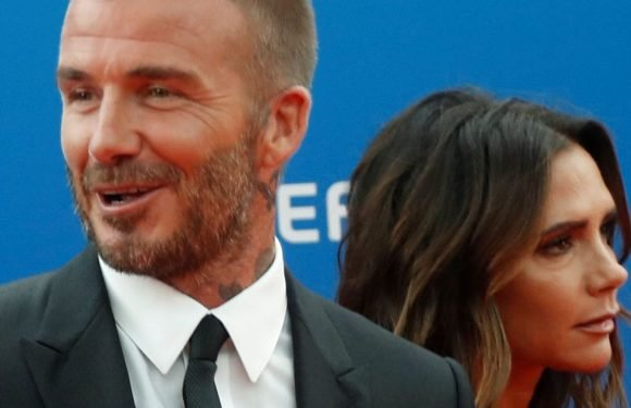How much time Beckhams spend together as David blames travel for 'hard' union