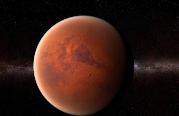 Mars could have aliens hiding in the salty brine beneath its surface