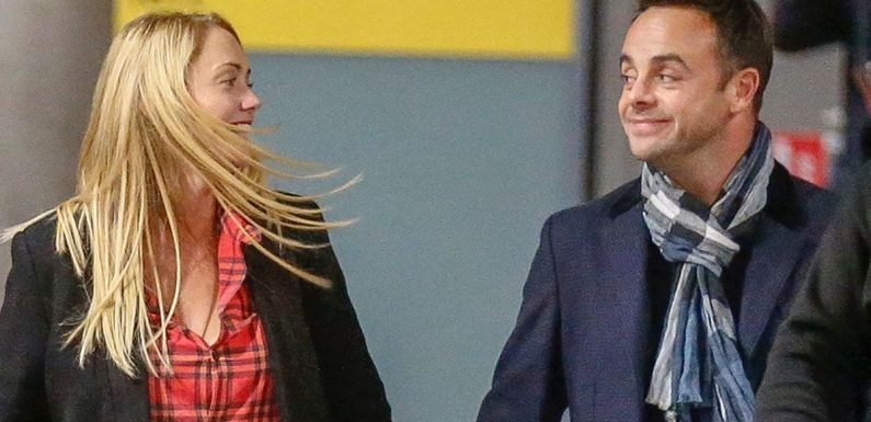 Ant McPartlin enters 'new stage in his relationship' with Anne-Marie Corbett