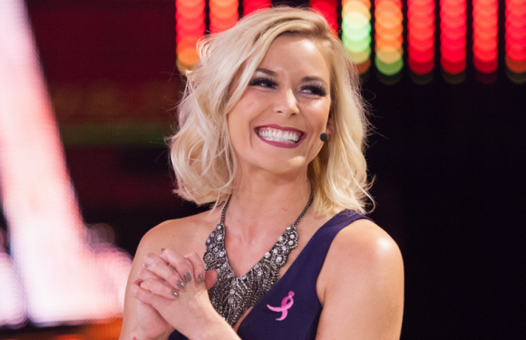 Renee Young says she'd love to become the general manager of WWE Raw