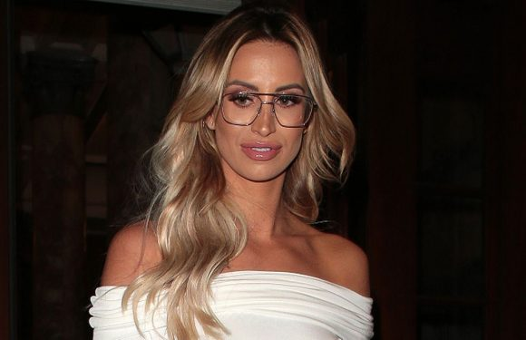 Ferne McCann moves on from acid attacker ex with Love Island star