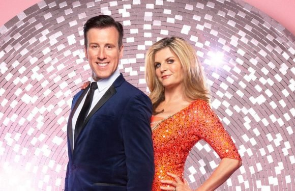 Anton du Beke responds to claims he has 'quit Strictly because of joke acts'