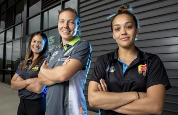 Leilani Mitchell set for Canberra Capitals debut