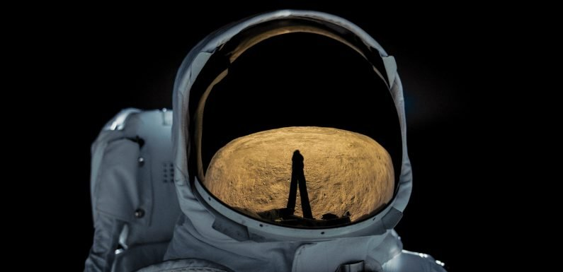 'First Man': Shooting the Moon in IMAX to Heighten Neil Armstrong's Death-Defying Journey
