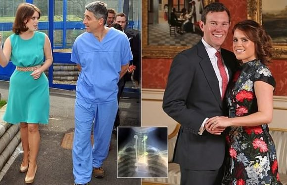 NHS surgeon gets an invite to Princess Eugenie's wedding