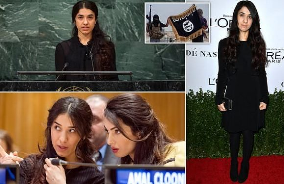 ISIS sex slave reveals harrowing details of treatment