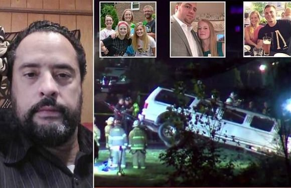 Limousine in horror crash which killed 20 failed safety inspection