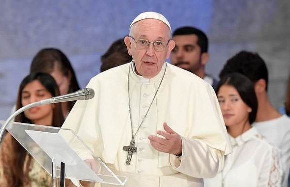 Pope Francis blames the DEVIL for sexual abuse crisis