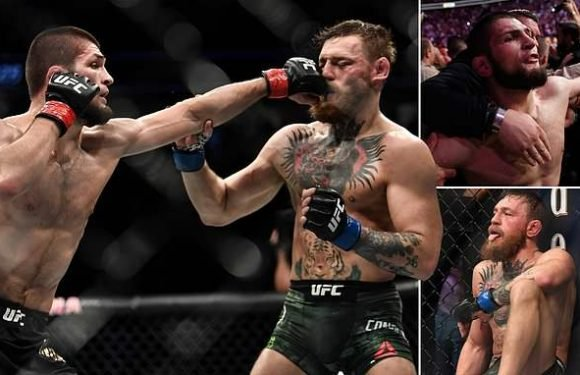 Conor McGregor given one-month suspension by UFC on medical grounds