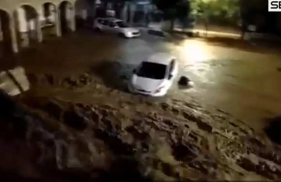 British couple 'among five killed' by horror floods in Majorca