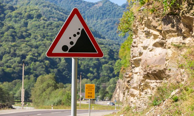 Falling rocks explode more violently than any non-nuclear bomb