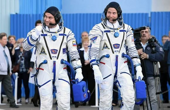 Astronauts will go BACK into orbit after mid-air rocket failure