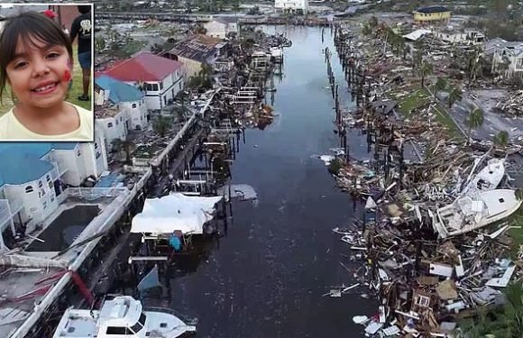 Drone footage shows Hurricane Michael's destruction across Florida
