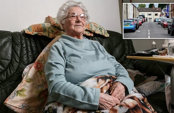 Meet the grandmother who has lived on the same road for 88 years