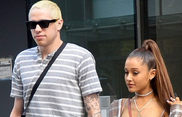 Every one of Ariana Grande and Pete Davidson's permanent tributes as they split