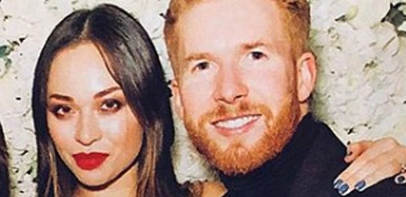 Strictly pros Neil and Katya Jones were 'planning to renew wedding vows'