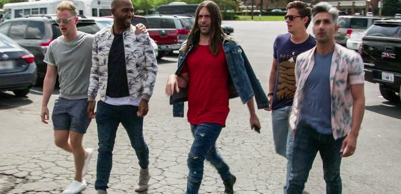 How to Dress Like Queer Eye's Fab 5 For Halloween — Fierceness Not Included