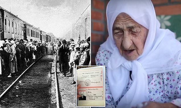World's oldest woman, 129, remembers Stalin's WW2 deportation