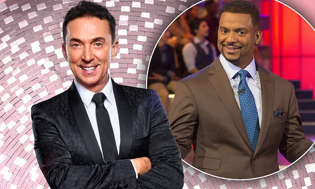 Strictly Come Dancing's Bruno to be 'REPLACED' by Fresh Prince star