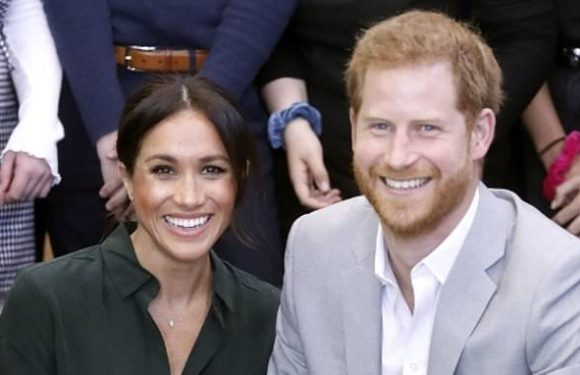 Will Harry and Meghan name royal baby after his mother?
