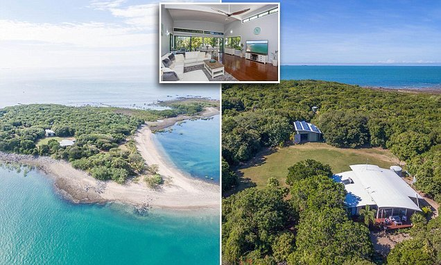 Private tropical island is up for sale for just over $3.3 million