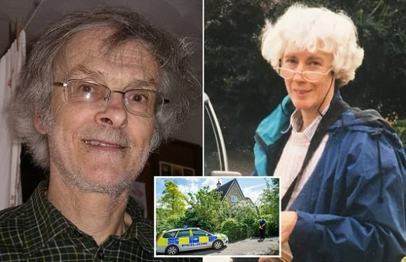 Pensioner quizzed by police on suspicion of murdering his sick wife