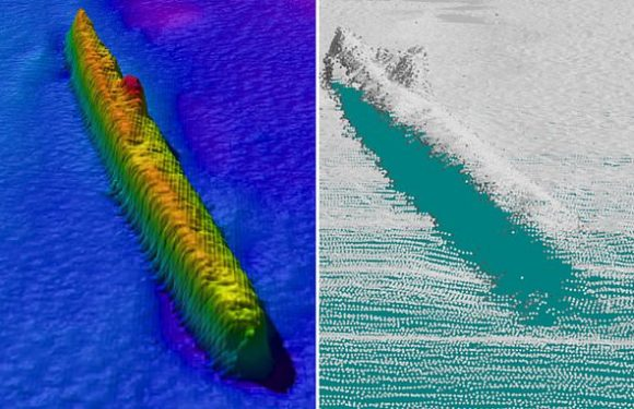 German U-boat sunk off the coast of Wales in 1917 is found