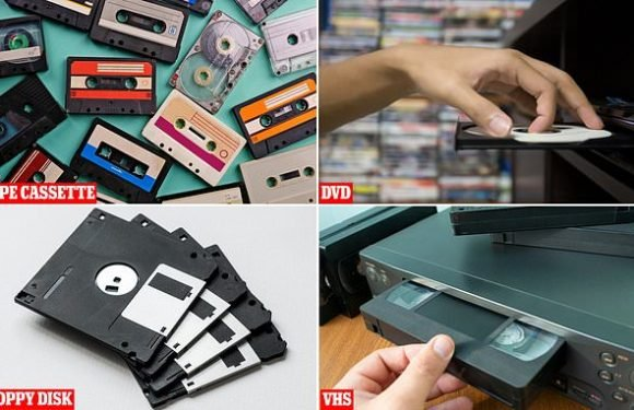 The end of an era: John Lewis will no longer sell DVD players!