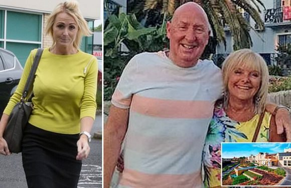Couple who died in Egypt were 'sent back with missing organs'